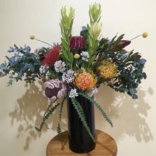 medium corporate native flowers mill park florist